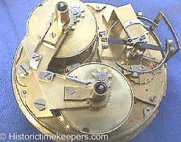 Rare Breguet Marine Chronometer after REstoration