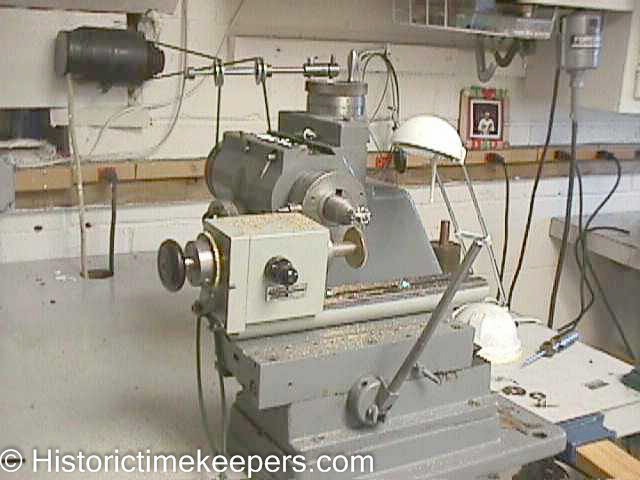 Cutting Watch and CLock wheel teeth in milling machine